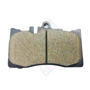 钛基复合型陶瓷刹车片